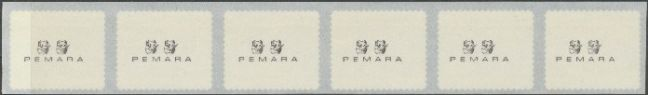 AUSTRALIA Reprint SG1321-6 Strip of 6 Threatened Species Pemara - 2 Koalas